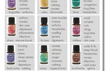 Young Living Essential Oils / Information about YL EO's / by Julie Zerwin Dean
