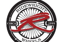 Ride Wright Wheels / Ride Wright Wheels are considered the cream of the crop. Mild to Wild. Spoke or Forged Aluminum......top of the line!  www.riderwright.com  / by ProRidersMarketing JoeDistefano