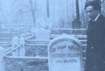 Graveyards / by Dwain Preston