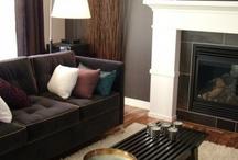 living room ideas / by Angela Kemp
