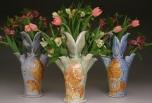Tulip vases / by Elise Delfield