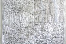 Maps / by Leigh Toselli