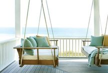 Porches and Patios / by Pam Griggs