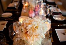 Party decor  / by Mrs. Champagne