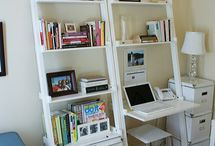 Home Office / by Kit Lang