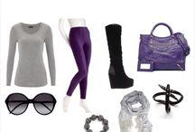 My Polyvore Fashion Boards   / @JaelDesignsInc Fashion & Style / by Jen Lawrence