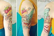 Ink / Tattoo inspiration / by Handmade Stuffs