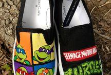 Ninja Turtles / by Kimberlee Bruce