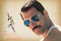 Freddie Mercury The Voice / by Rema Mendoza
