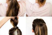 hair / by Rachel Frakes