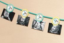 1st birthday ideas / by Sherri Schwartz