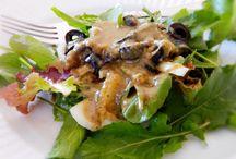 Salad & Dressings / by Kim St Germain