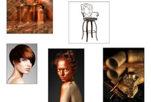 Color Copper / by Tana
