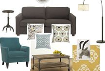 Living Room / by Gina McBride