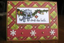 Cards Christmas 2013 / by Soni Larson