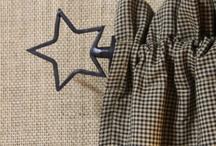 Primitive Curtains / by Allyson's Place