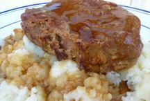 Recipes / by Elaine Blaylock
