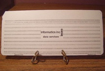 Punch Cards / by Matt Shapoff