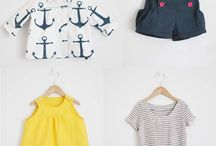 Kiddie Clothes making / by Zoe Edwards