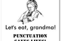 grammar and punctuations / by Gregory Craig