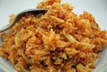 Rice Cooker Recipes / by Karinna Ball