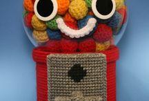 Funny crochet / by lanasyovillos .