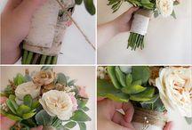 Flowers! Flowers! Flowers! / Inspiration for wedding flower designs... / by Karen Borden @ The Flower Mill
