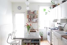 The New Digs: Kitchen / by April Kilfoyle