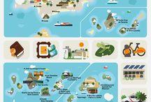 Mapas y direcciones / by Brianne Rusk