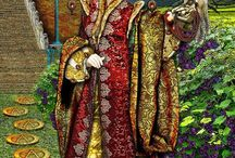 Tarot cards and more... / by Barbara Gillan