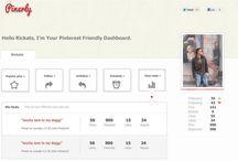 Infografías sobre Pinterest / Infografías sobre el uso o tendencias de Pinterest. / by Carlos Chen