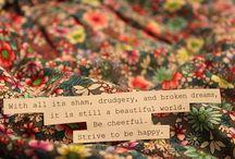 inspiration / by Monica Beckford