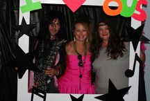 80s party  / by Michelle O'Connell
