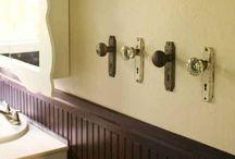 bathroom redo / by Laura Opfel