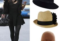 Lovely Hats / by Mayra