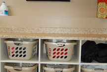 The Laundry Room / by Dana | We Are Watson
