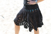 Crochet skirts / by Helen Mahan