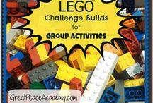 Jr. First Lego League ideas / by Leigh Ann Galloway Bish