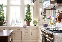 dream kitchen / by Chateau de J.E.T.