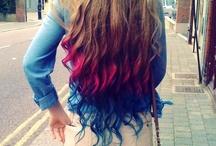hair / by Brianna Lopez