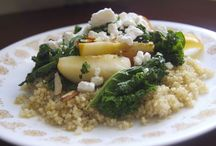 Quinoa and Avocado Recipes <3 / by Jennifer DeMass Evangelista