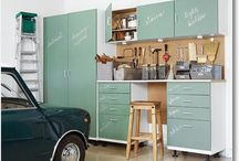Organising the Garage / Need to get organised in the garage? We have lots of tips and ideas for you. Pin board of Neat Freak www.neatfreak.co.za  / by Head Chiquita @ Neat Freak
