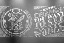 Typography & Lettering / by Albu Reka-Abigel