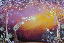 Art That Makes Me Smile / by Sally Farnum-Coryea