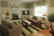 family room / by Stacy Covitz