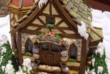 Gingerbread house / by J W