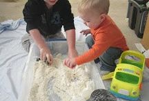 Sensory Bins / by Allison Williams-Redding