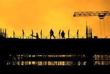 construction / by Ernie Castro
