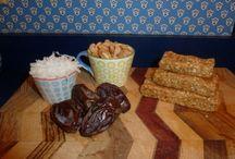 snack time! / by Ashley Gaddy