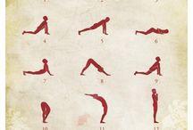 Yoga & Pilates / by Lisa Key